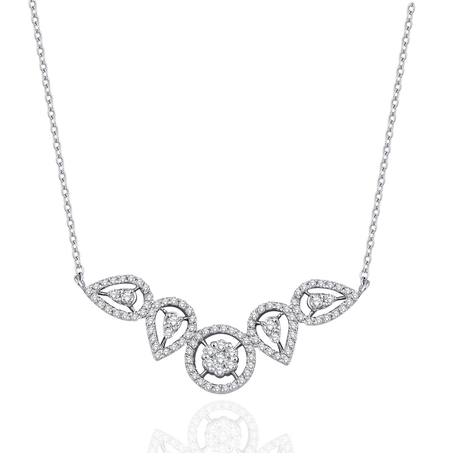 Trend Diamond Necklaces