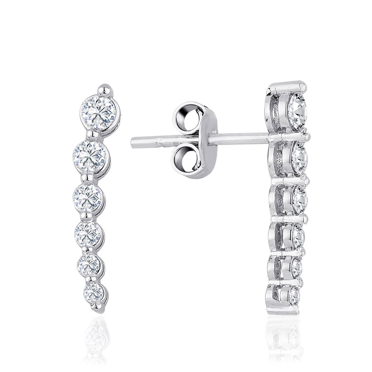 Trend Diamond Earrings