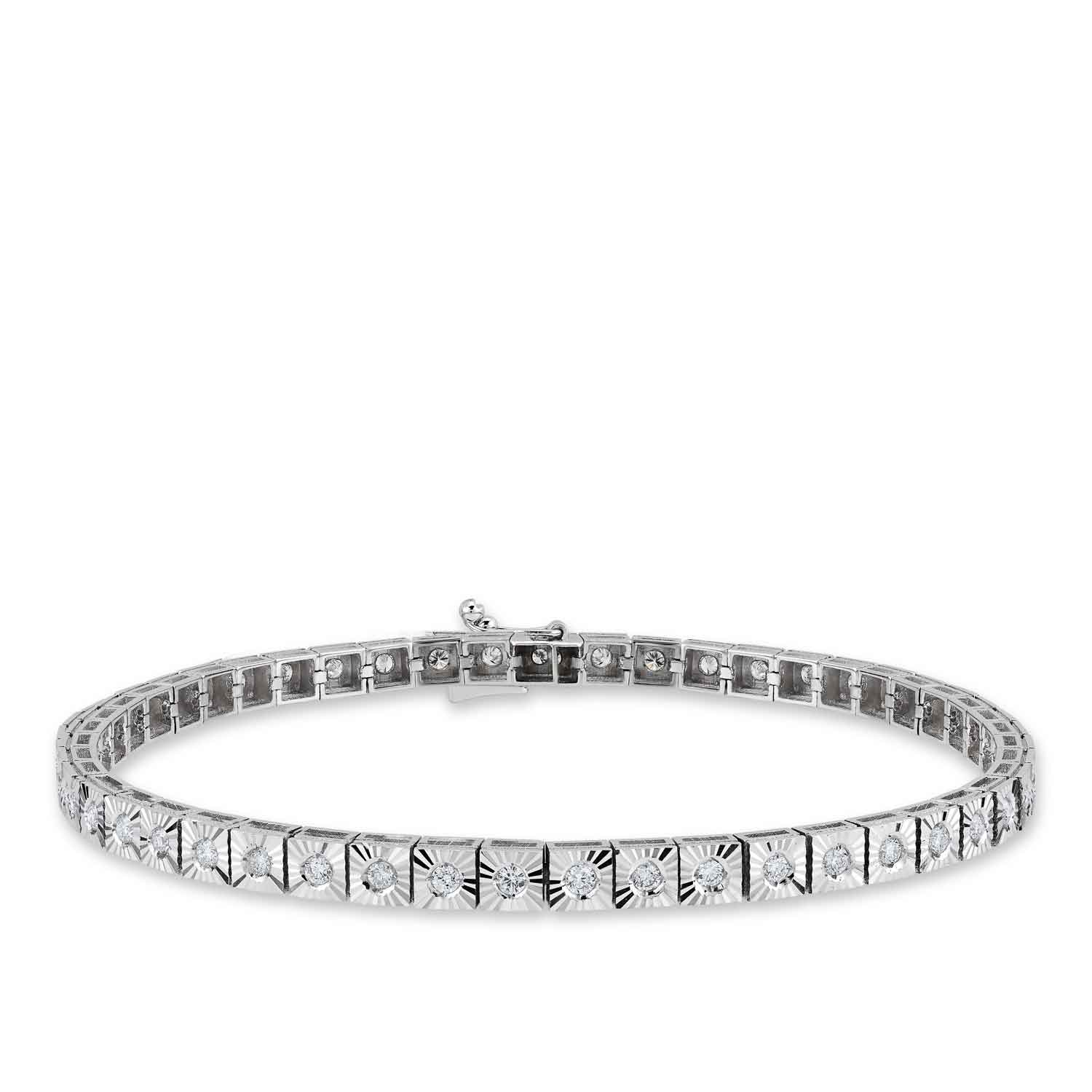 Diamond Waterway Bracelets Bracelet Diamond Tennis Bracelet Lizay Pirlanta