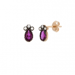 Gold Color Earrings