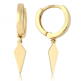 Gold Trend Earrings