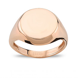 14K Gold Trendy Ring