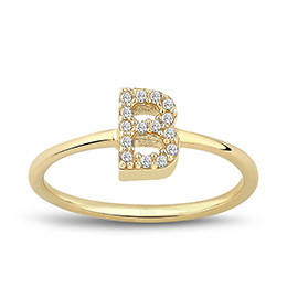 Trendy Gold Ring