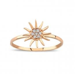 Trend Gold Rings / RING / Lizay Pırlanta