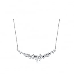 0.93 Carat Diamond Necklace