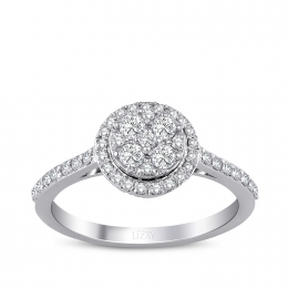 0.52 Carat Diamond Ring