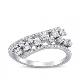 0.67 Carat Diamond Design Ring