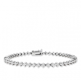 1.17 Carat Diamond Tennis Bracelet