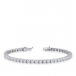 4.91 Carat Diamond Waterway Bracelet