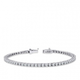 2.91 Carat Diamond Waterway Bracelet