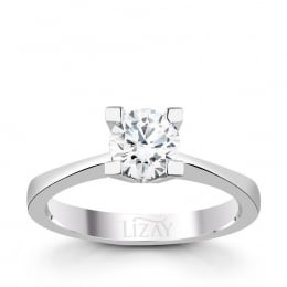 0.70 Carat Diamond Engagement Ring