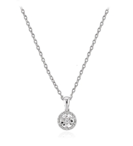 Diamond Trendy Pendant