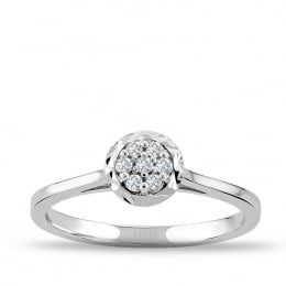 0.06 Carat Diamond Trend Ring