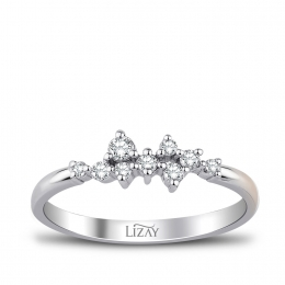 0.17 Carat Diamond Ring