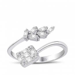 0.34 Carat Diamond Trend Ring