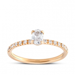 0.47 Carat Diamond Ring