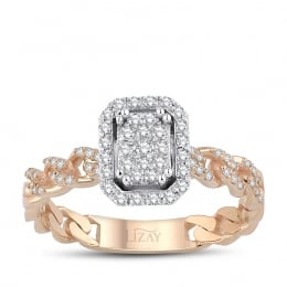 0.27 Carat Diamond Ring