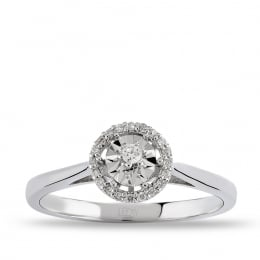 Diamond Trendy Ring